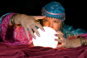 © Kelpfish | Dreamstime.com - Fortune TEller And Crystal Ball Photo